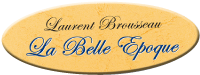 Ancien logo Laurent Brousseau